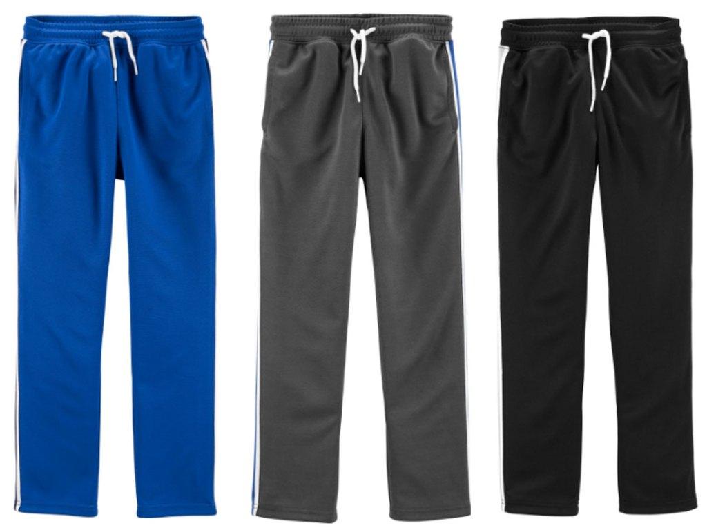 pull on athletic pants