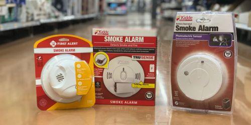 Kidde Smoke Alarms as Low as $4.44 + More