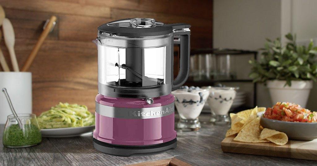 KitchenAid Mini Food Processor Only $26.99 Shipped ...