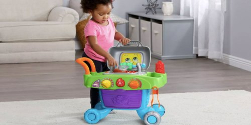 Leapfrog Smart Sizzlin BBQ Grill Only $29.99 Shipped (Regularly $40) | Christmas 2019 Popular Toy