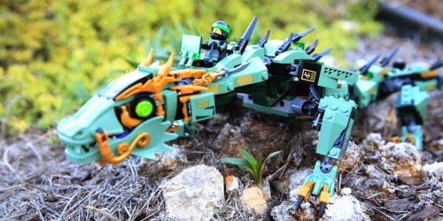 LEGO Ninjago Movie Mech Dragon Set Only $30.99 Shipped (Regularly $50)