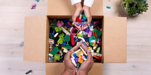 Donate Your Old LEGO Bricks to Children's Non-Profits w/ New LEGO Replay Pilot Program