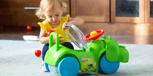 Hungry Hungry Hippos 3-in-1 Ride On Toy Just $19.97 at Walmart (Regularly $35)