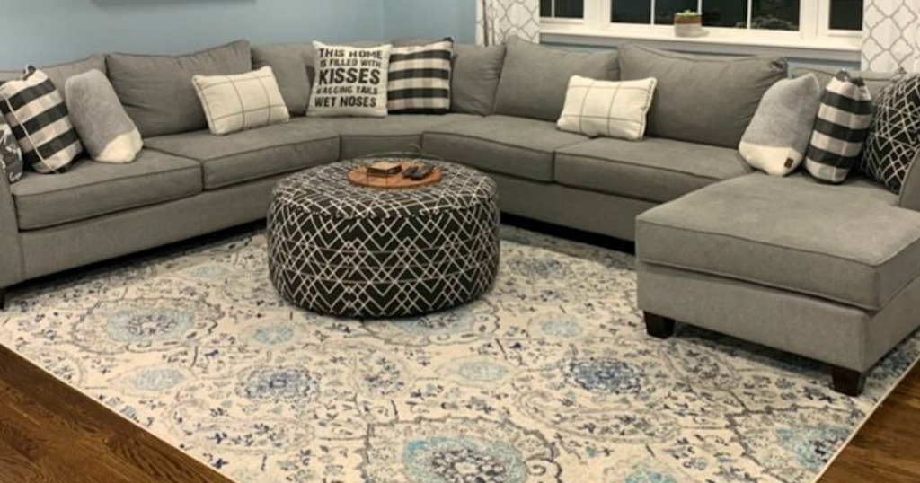Large Area Rugs Under $100 Shipped at Wayfair - Shop Now ...