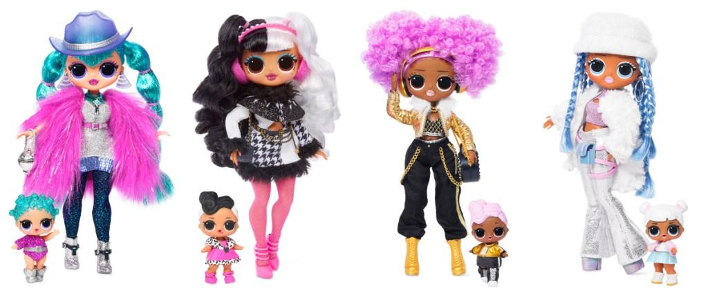 LOL Surprise Fashion Dolls