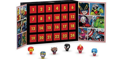 Funko POP! Marvel Advent Calendar Just $15 at GameStop (Regularly $40)