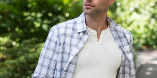 Men's Wearhouse Dress Shirts Just $9 Shipped