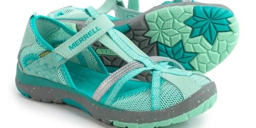 Merrell Girls Sandals Only $10 Shipped at Sierra (Regularly $25)