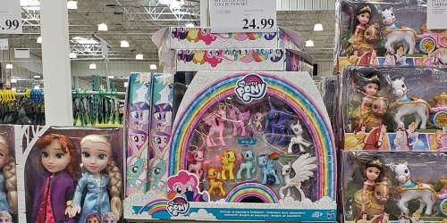 My Little Pony Collection Only $24.99 Shipped at Costco | Includes 11 Ponies