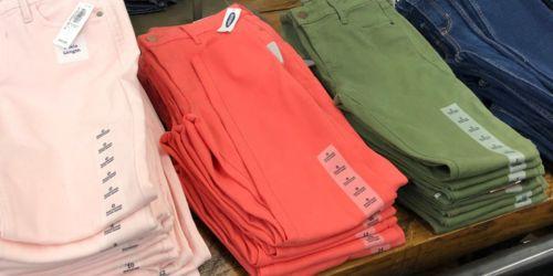 Old Navy Women's & Men's Pants Only $10 (Regularly $30)