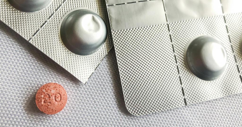 omeprazole tablet pack