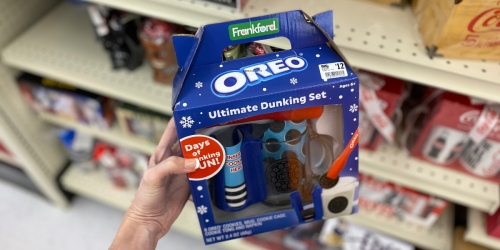 10 Fun Holiday Finds at Big Lots: OREO Dunking Set, Chips Ahoy Ice Cream Sandwich Maker & More