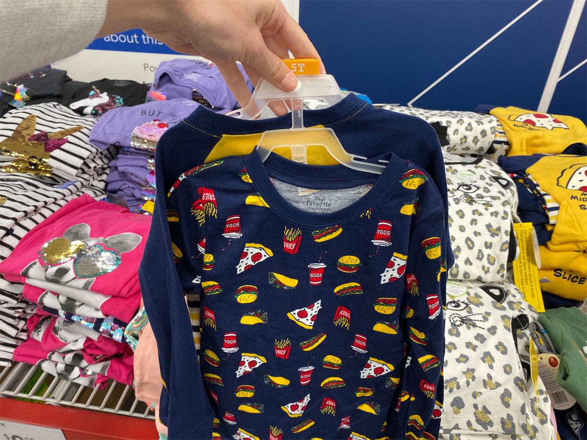 member's mark 4 piece boys pajama sets