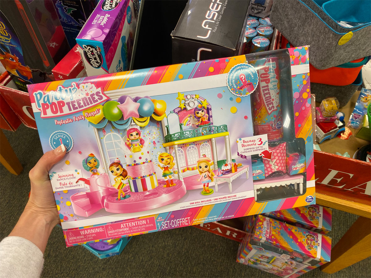 Party PopTeeenies playset