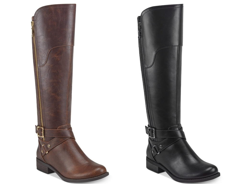 guess hayden riding boots