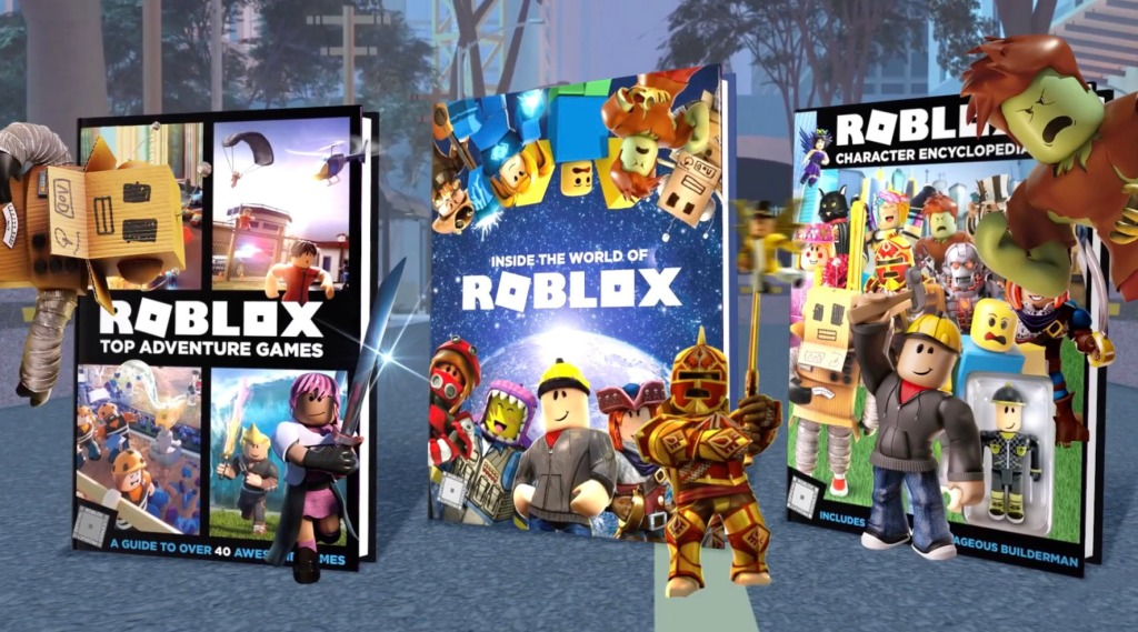 roblox guide books