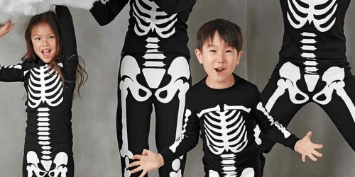 Old Navy Glow-in-the-Dark Halloween PJs Only $4.50 Shipped