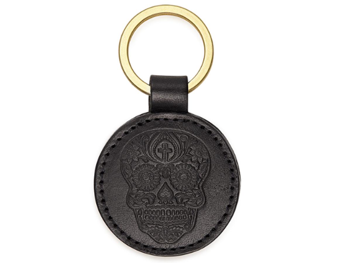 black skull keychain alex and ani