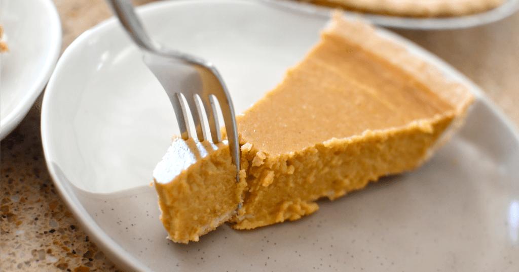 slice of sam's club pie