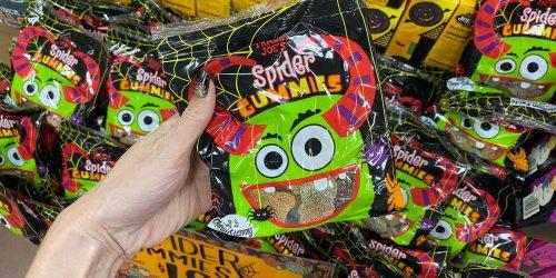 Trader Joe's Spider Gummies Just $1.99