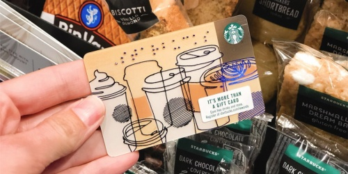 HURRY! Free $5 Starbucks eGift Card w/ $15 Starbucks Gift Card Purchase Using Mastercard