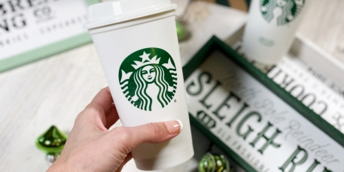 FREE $5 Starbucks Bonus eGift Card w/ $15+ eGift Card Purchase (Limited Quantity Available)
