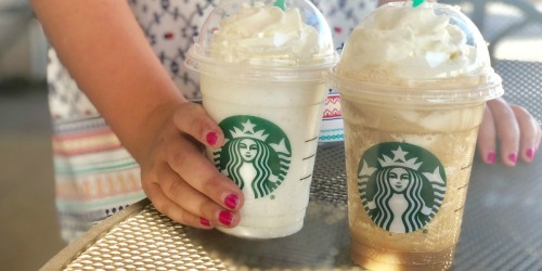Starbucks Happy Hour: BOGO Free Handcrafted Drinks | Today from 2PM-7PM Only