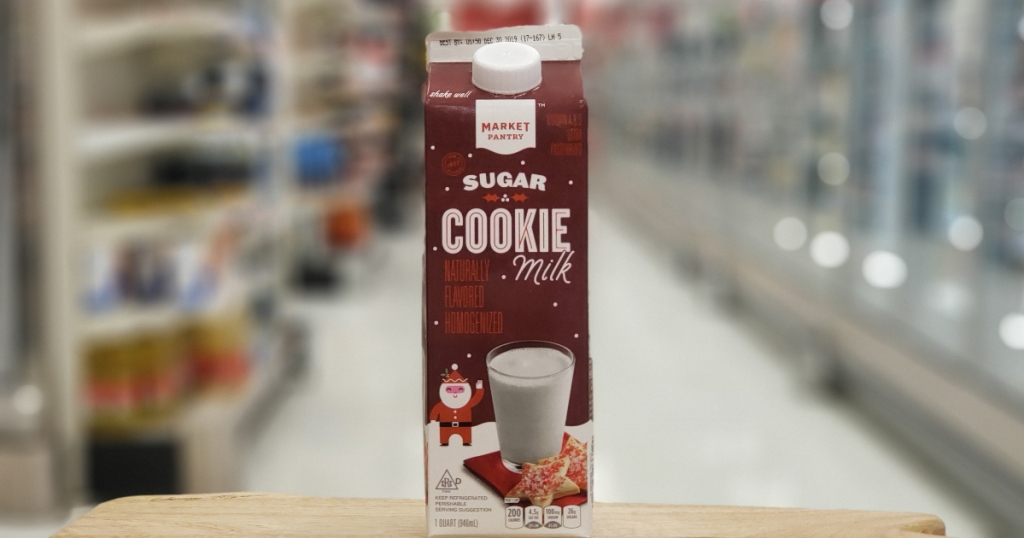 Sugar Cookie Milk at Target