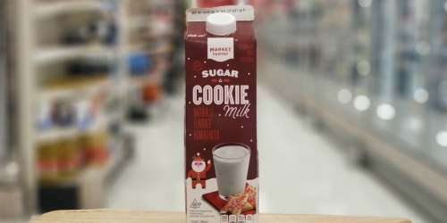 Target's Sugar Cookie Milk & Chocolate Mint Milk Are Back for the Holidays