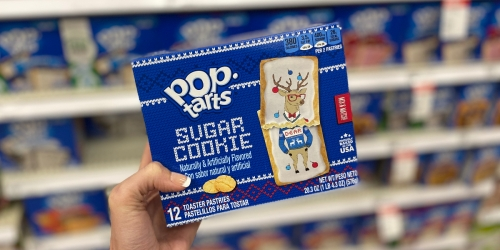 This Year's Sugar Cookie Pop-Tarts Are Sporting Ugly Christmas Sweaters!