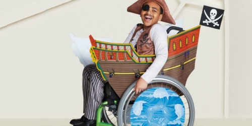 Up to 50% Off Adaptive Halloween Costumes at Target | Prices Start at Just $10