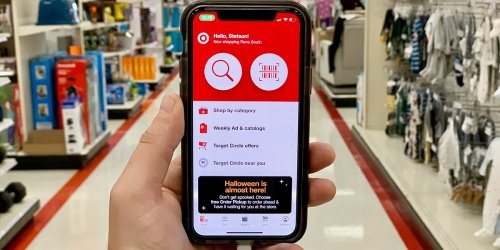 Possible $20 Off $100 Target In-Store or Online Purchase | Stack w/ Circle Offers for BIG Savings