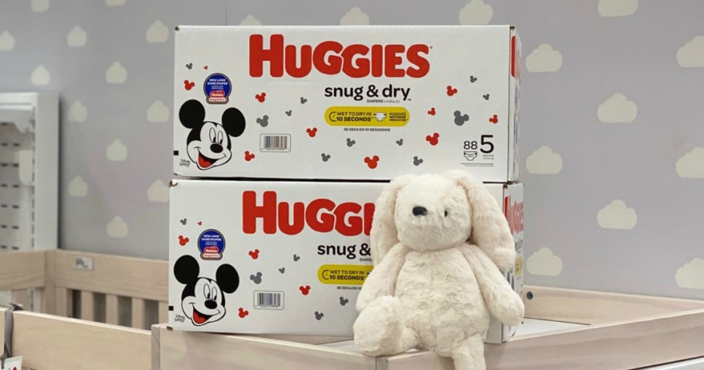 huggies diapers at target