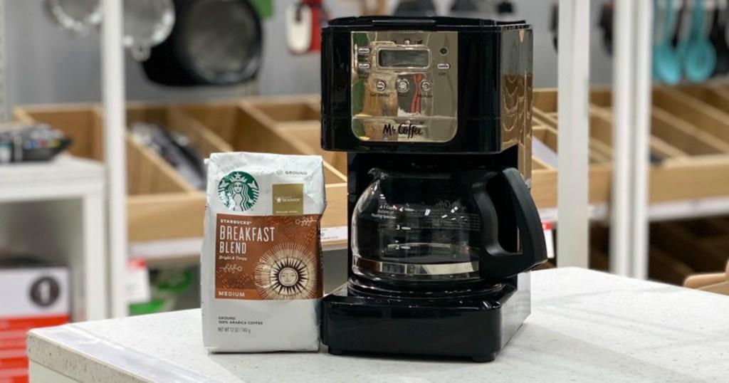 starbucks ground coffee at target