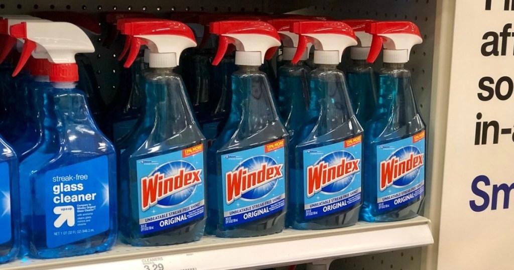 windex original glass cleaner at target