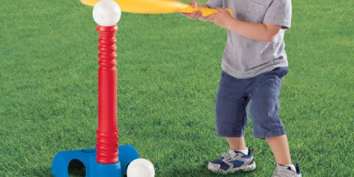 Little Tikes TotSports T-Ball Set Only $9.99 at Walmart (Regularly $20)