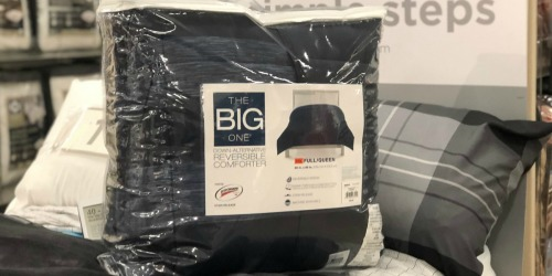 The Big One Reversible Comforters from $20 on Kohls.com (Regularly $80+) | Awesome Reviews