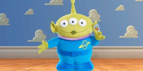 Disney Pixar's Toy Story 4 Gigantic Plush Alien Just $19.99 at Walmart (Regularly $50) + More