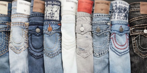 True Religion Jeans Only $39.99 at Zulily (Regularly up to $179)