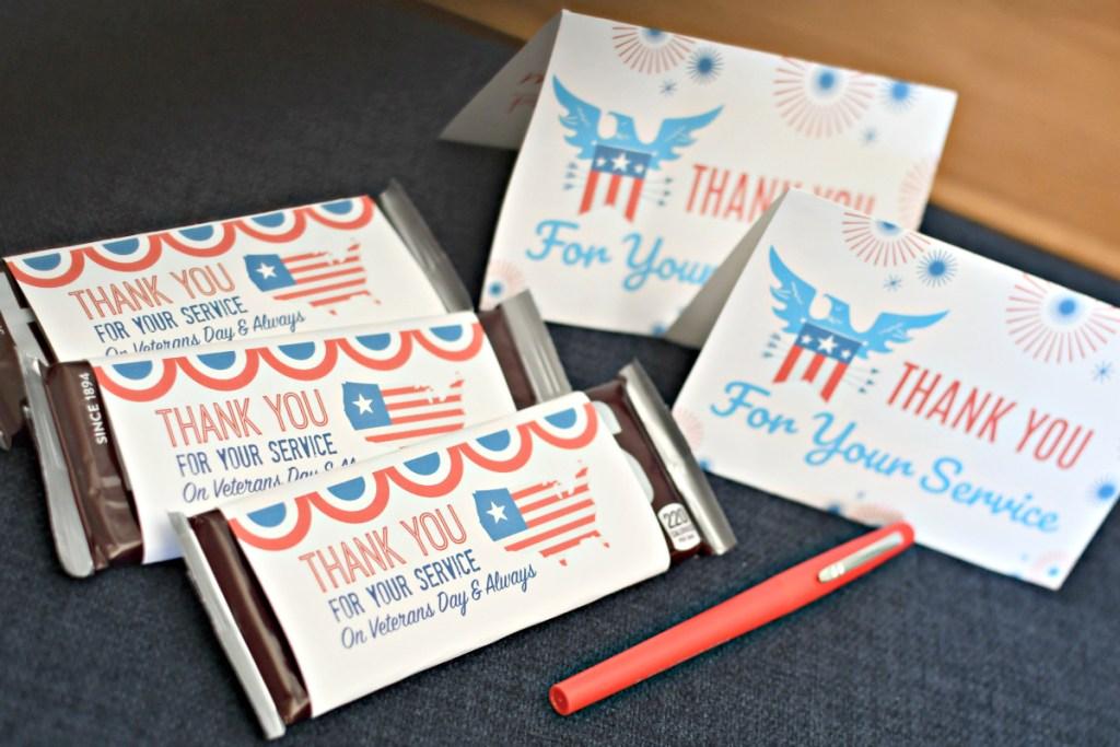 veterans day printables