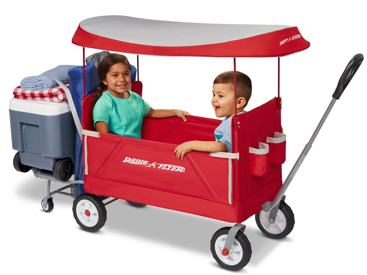 Radio Flyer Tailgator with Canopy