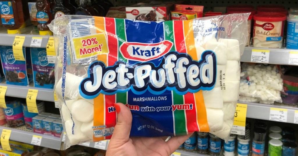 kraft jet-puffed marshmallows at walgreens