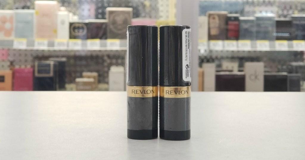 revlon super lustrous lipstick at walgreens