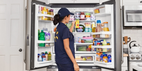 Walmart Will Deliver Groceries Right Into your Fridge, Even if You're Not Home…