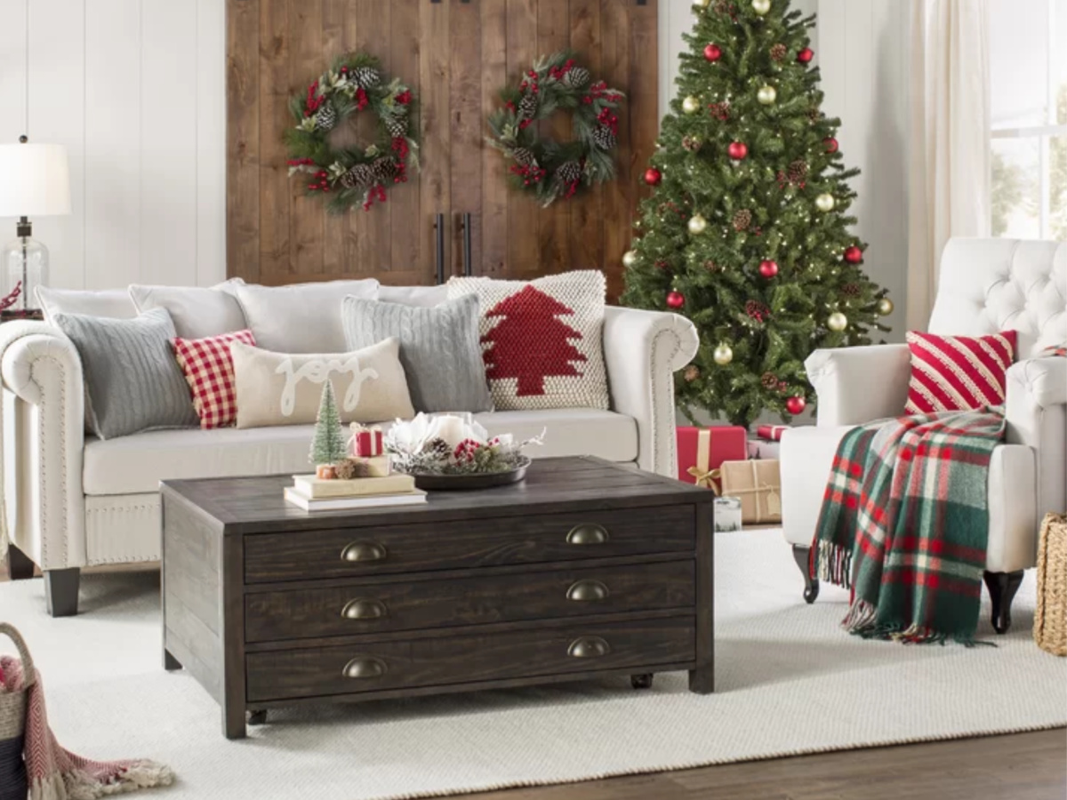 Up To 70% Off Artificial Christmas Trees At Wayfair