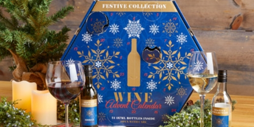 ALDI's Wine & Cheese Advent Calendars Are Back Starting November 6th   Will Sell Out