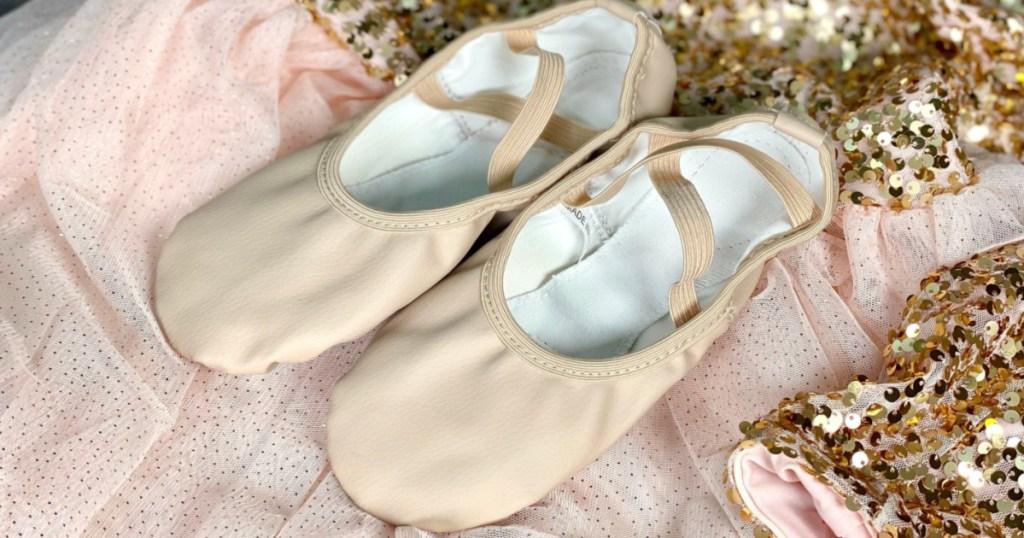 Pink Ballet Shoes Amazon