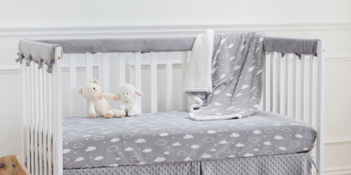 Reversible Crib Rail Cover Only $10.30 at Amazon (Regularly $15) + More