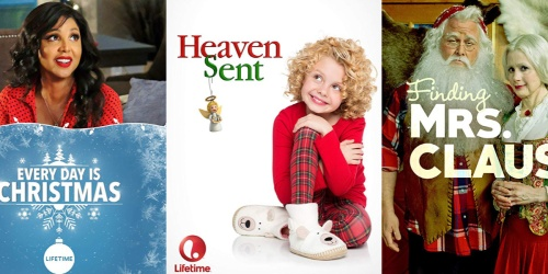 Lifetime Channel Digital HD Christmas Movies Only 99¢ at Amazon