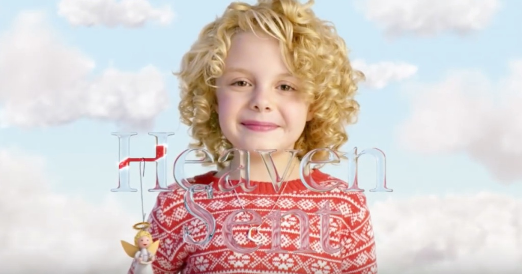 Heaven Sent Lifetime Christmas Movie